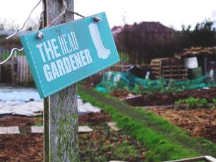 Picture of the week~ Head Gardener