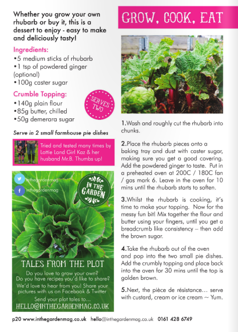 In The Garden Magazine
