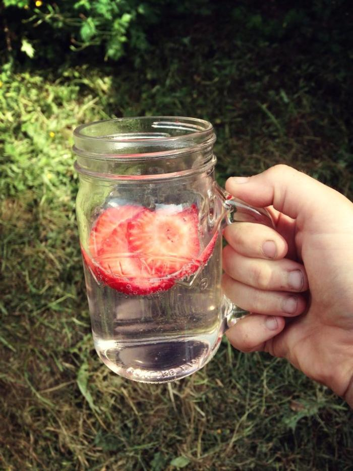 Strawbs are great in a G&T