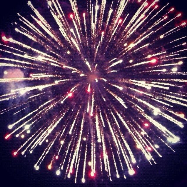 Bonfire Night, The Stars Are Bright