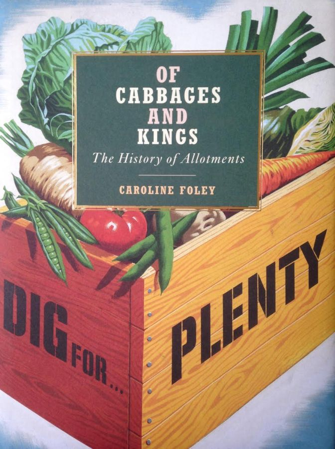 Book Review ~ Of Cabbages and Kings by Caroline Foley