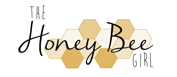The Honey Bee Girl Logo