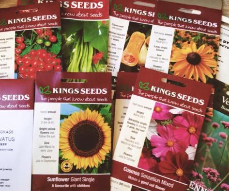 Seed order