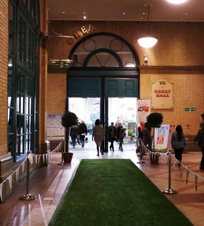 The Edible Garden Show The Green Carpet