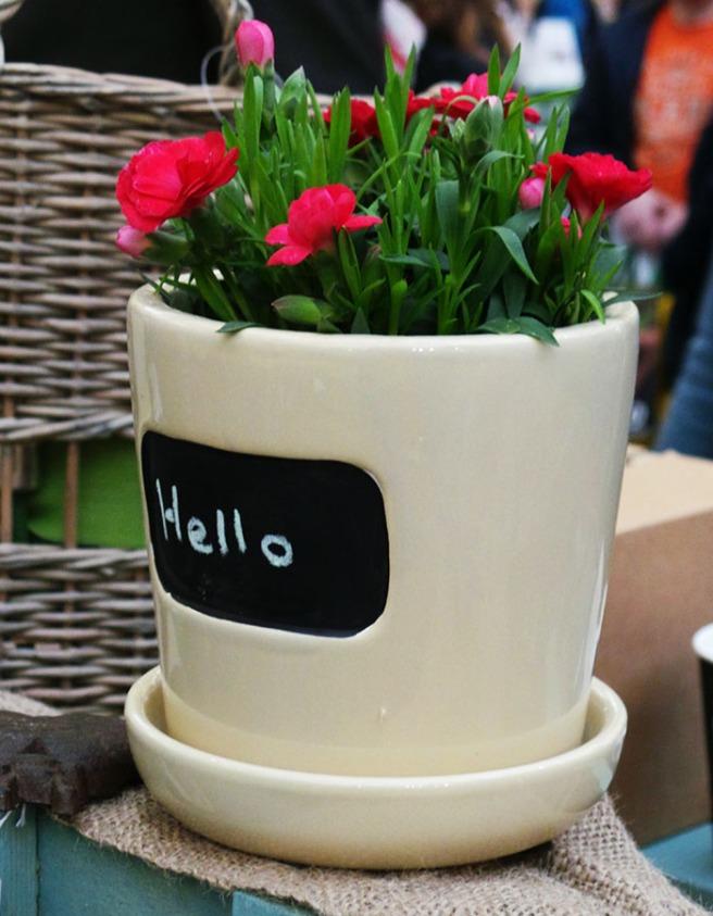 The Edible Garden Show Welcoming