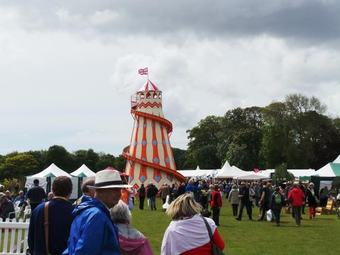 Holker Garden Festival | Busy day at the festival