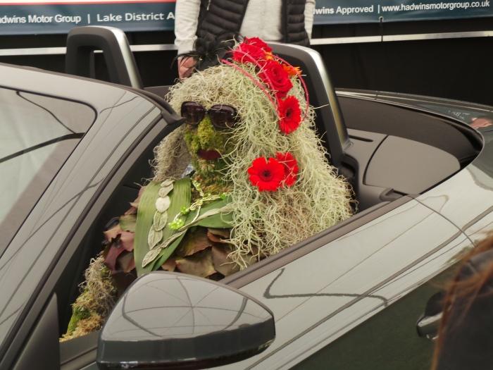Holker Garden Festival | Pretty Flower Lady